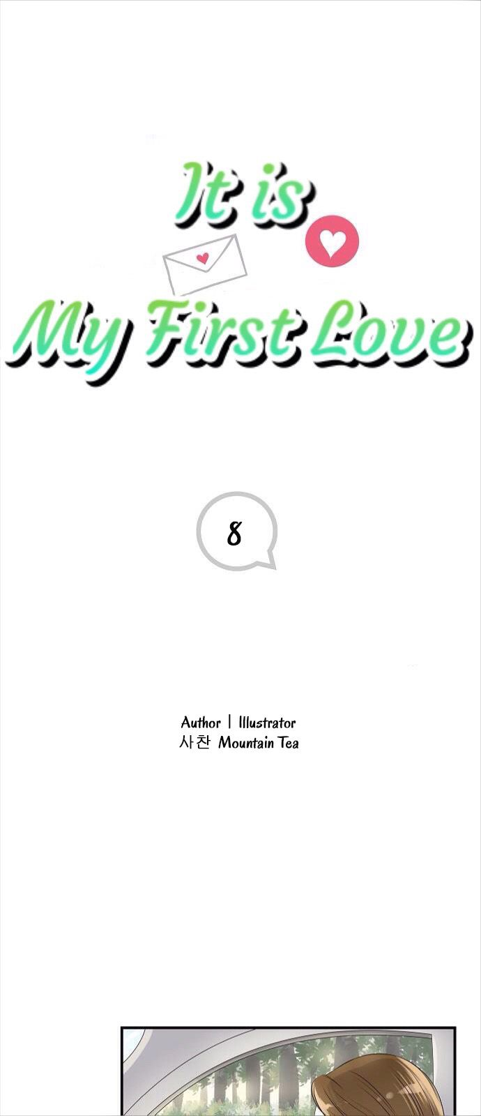 It Is My First Love - chapter 8 - #1