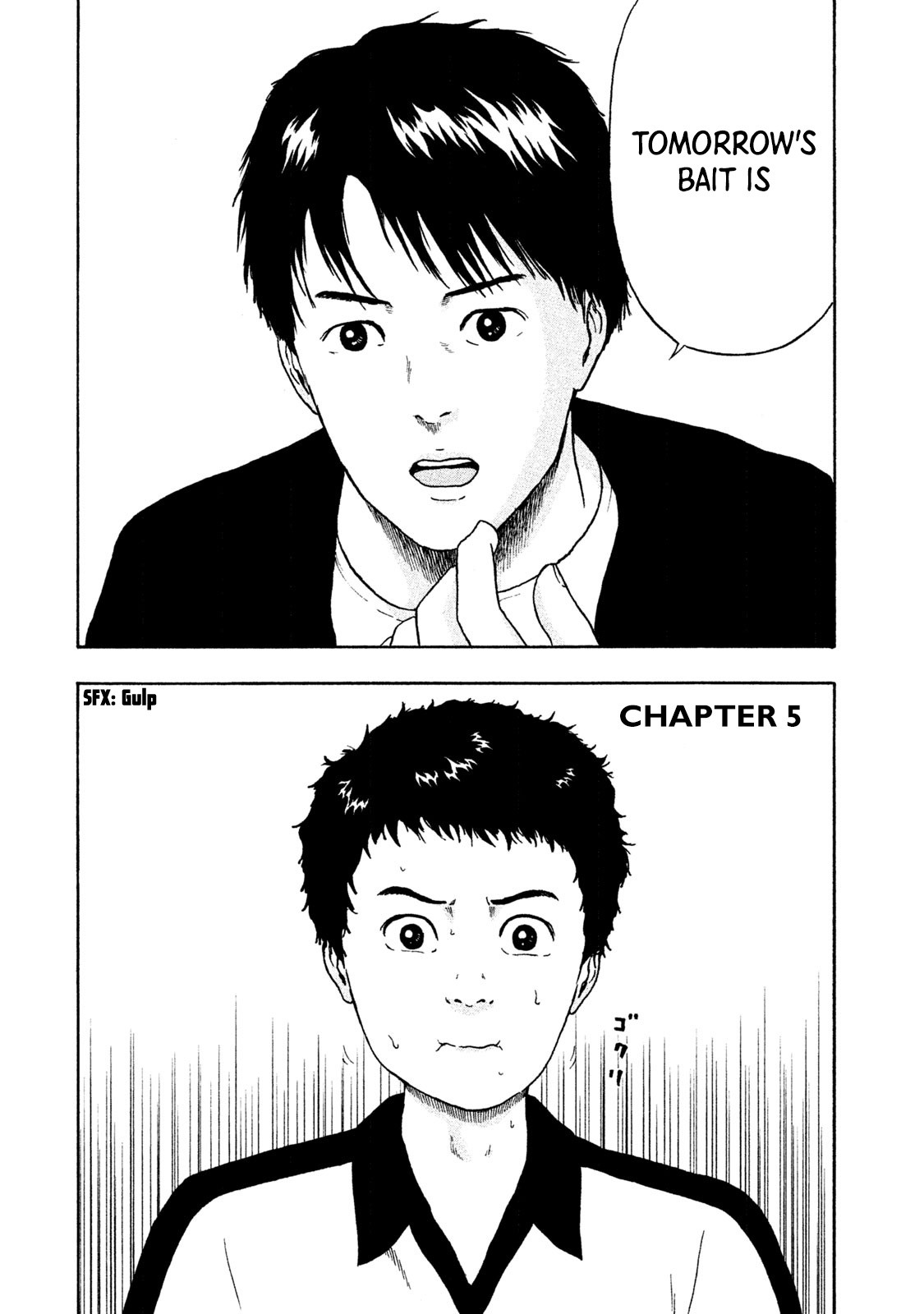 It's Time To Go To His Stomach, OK? - chapter 5 - #2
