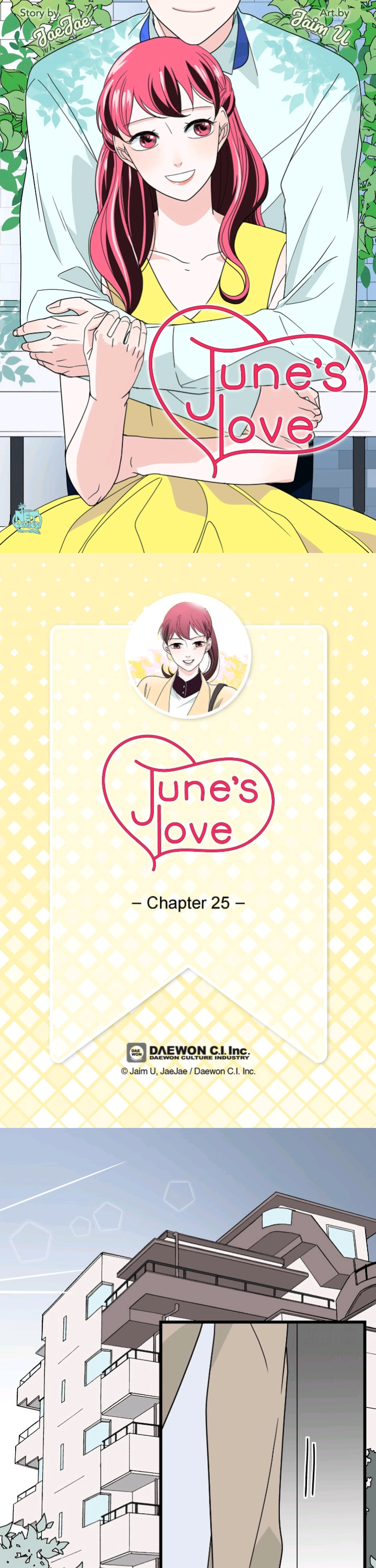 June's Love - chapter 25 - #1