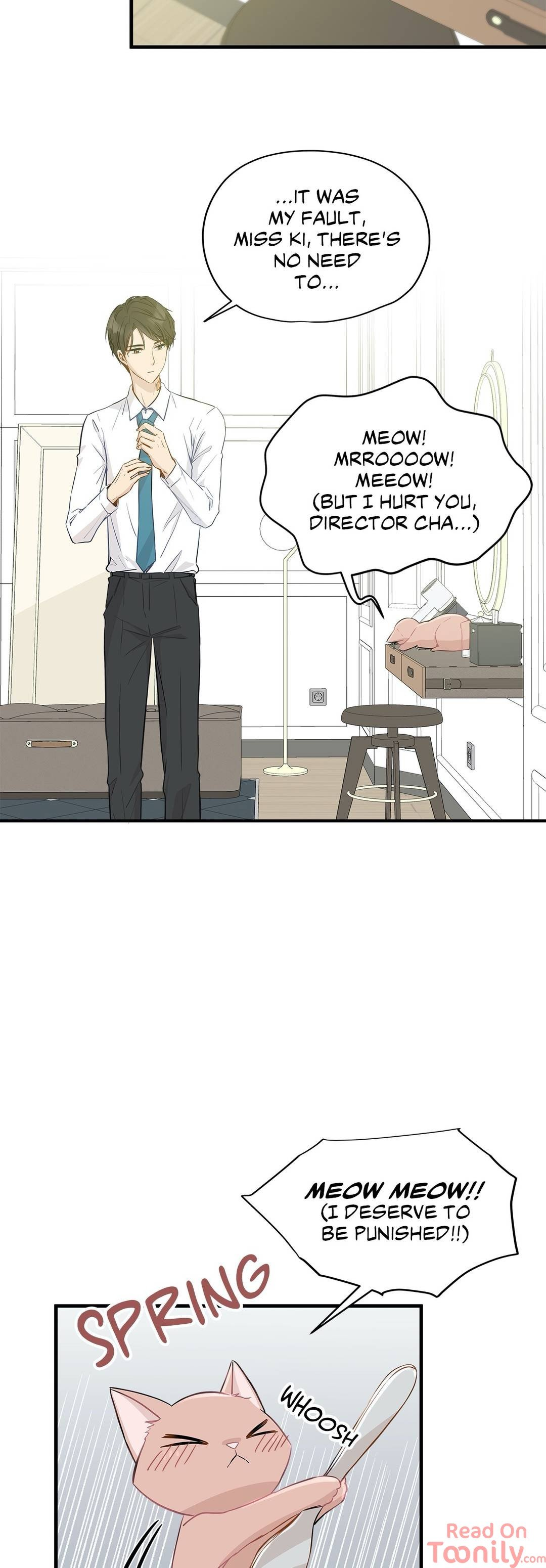 Just For A Meowment - chapter 9 - #2