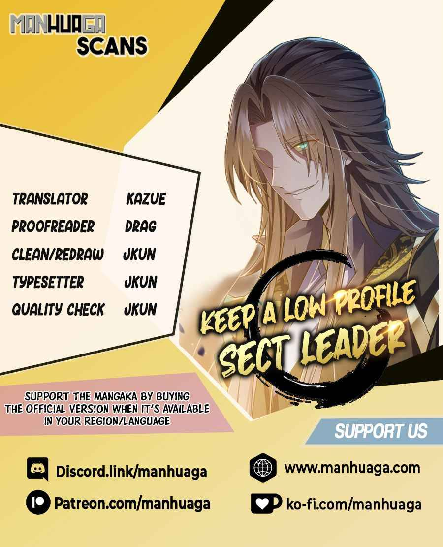 Keep A Low Profile, Sect Leader - chapter 11 - #2