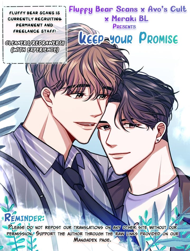 Keep Your Promise - chapter 2 - #1