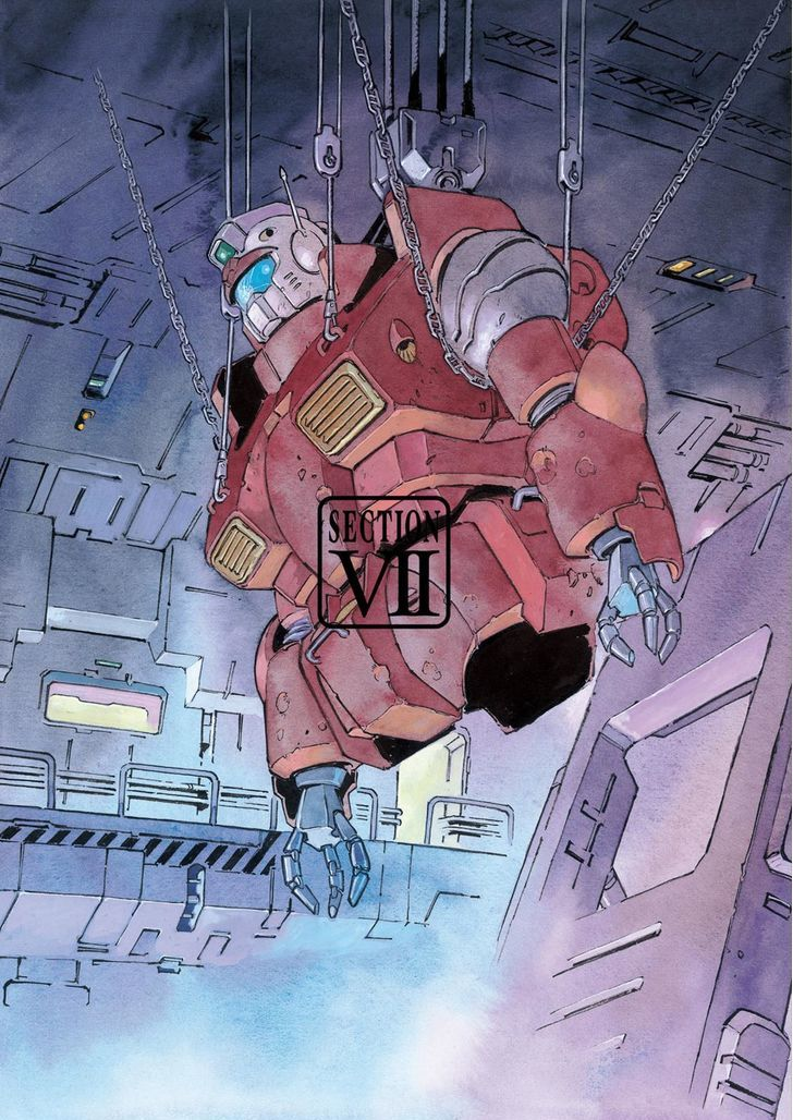 Kidou Senshi Gundam: The Origin - chapter 24 - #1