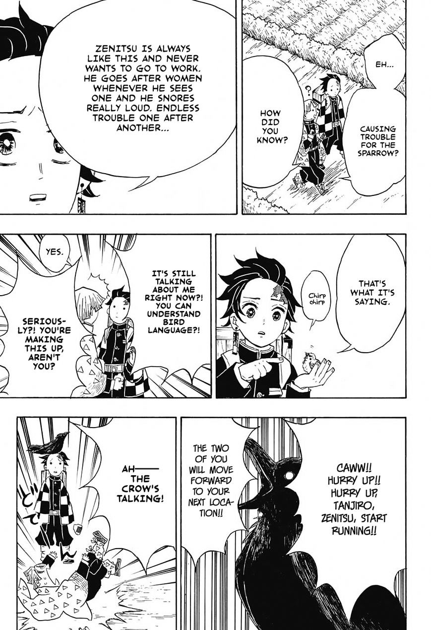 Kimetsu no Yaiba - chapter 20 - #9