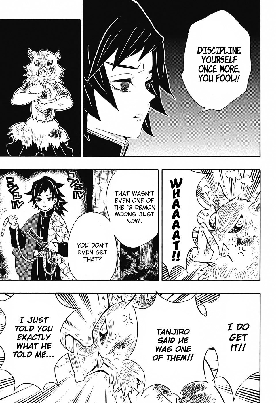 Kimetsu no Yaiba - chapter 38 - #3