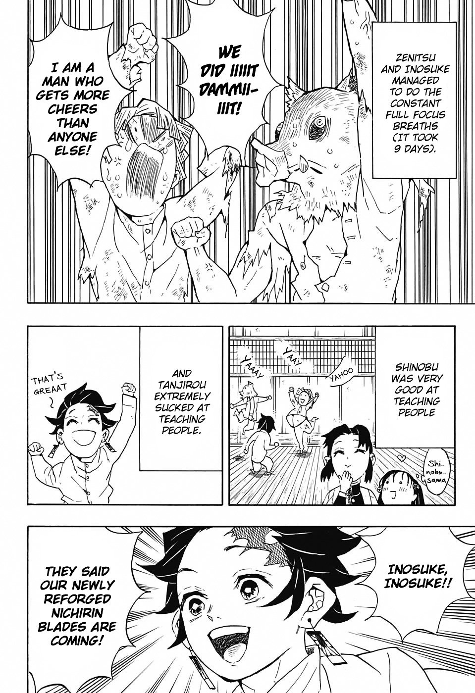 Kimetsu no Yaiba - chapter 51 - #4