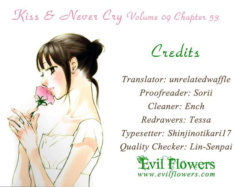 Kiss & Never Cry - chapter 53 - #1