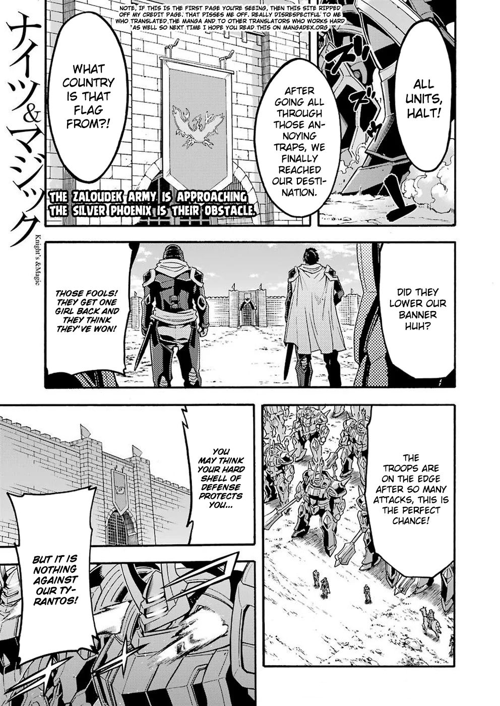 Knights & Magic - chapter 72 - #2