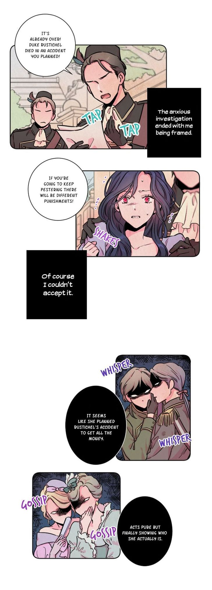 Lady Baby - chapter 1.1 - #2