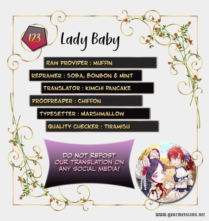 Lady Baby - chapter 123 - #1