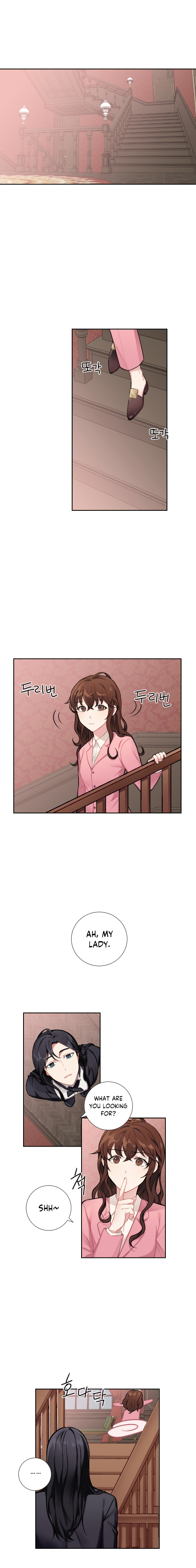 Lady & Maid - chapter 6 - #3