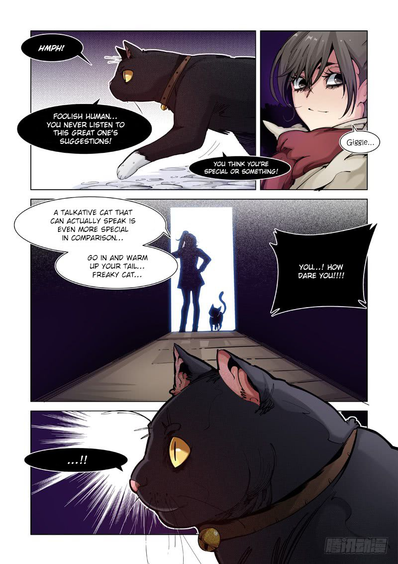 Late Winter - chapter 2 - #3