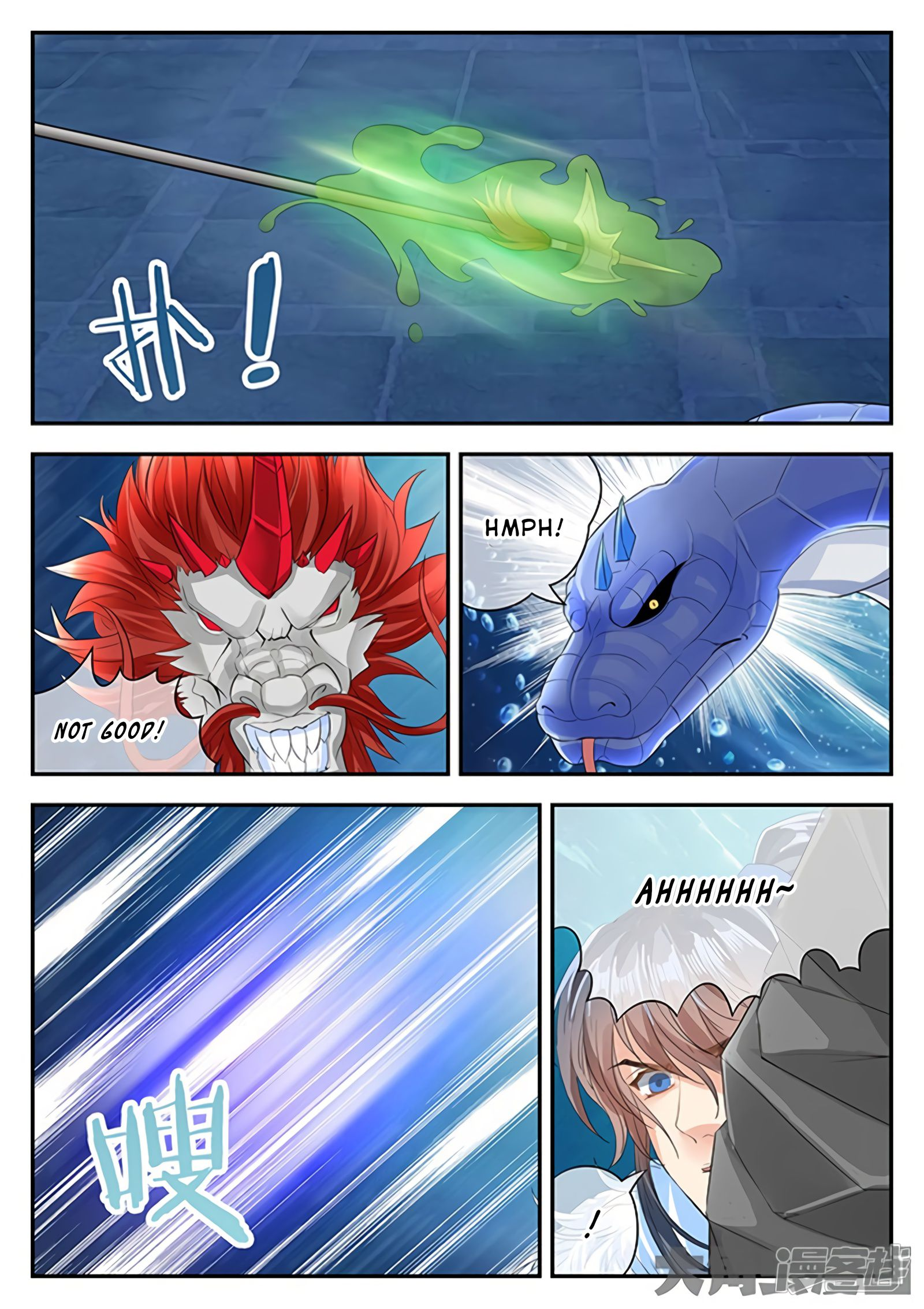 Legend of Immortals - chapter 134 - #3