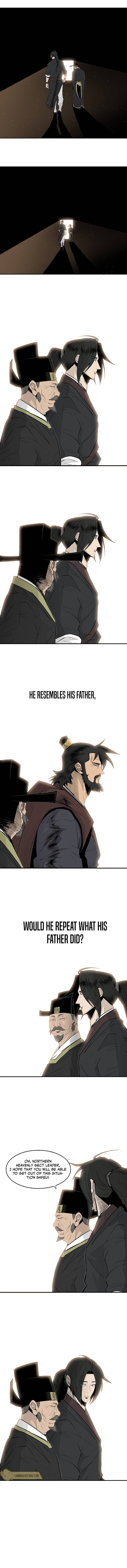 Legend of the Northern Blade - chapter 100 - #3