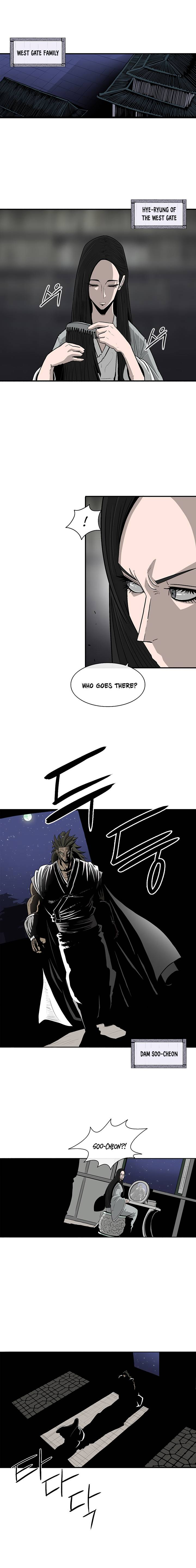 Legend Of The Northern Blade - chapter 81 - #2