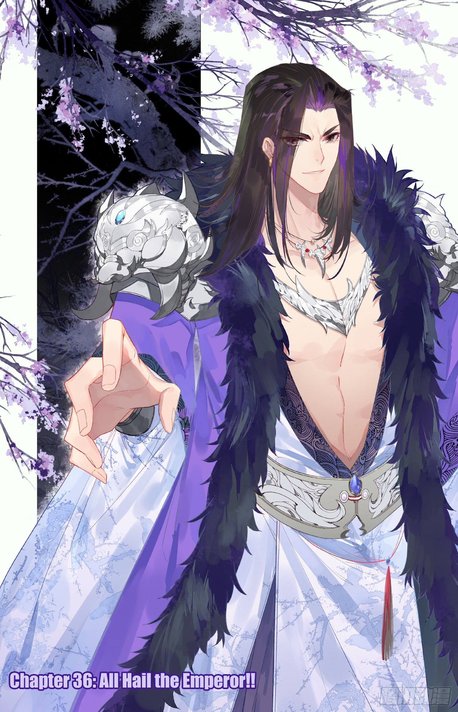 Legend of The Tyrant Empress - chapter 36 - #2