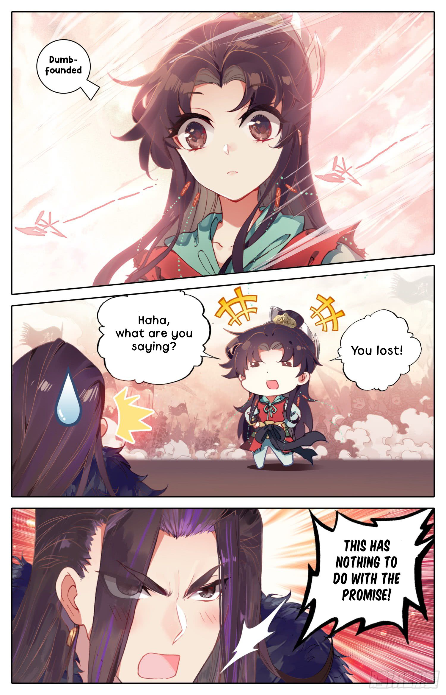 Legend of The Tyrant Empress - chapter 42 - #3