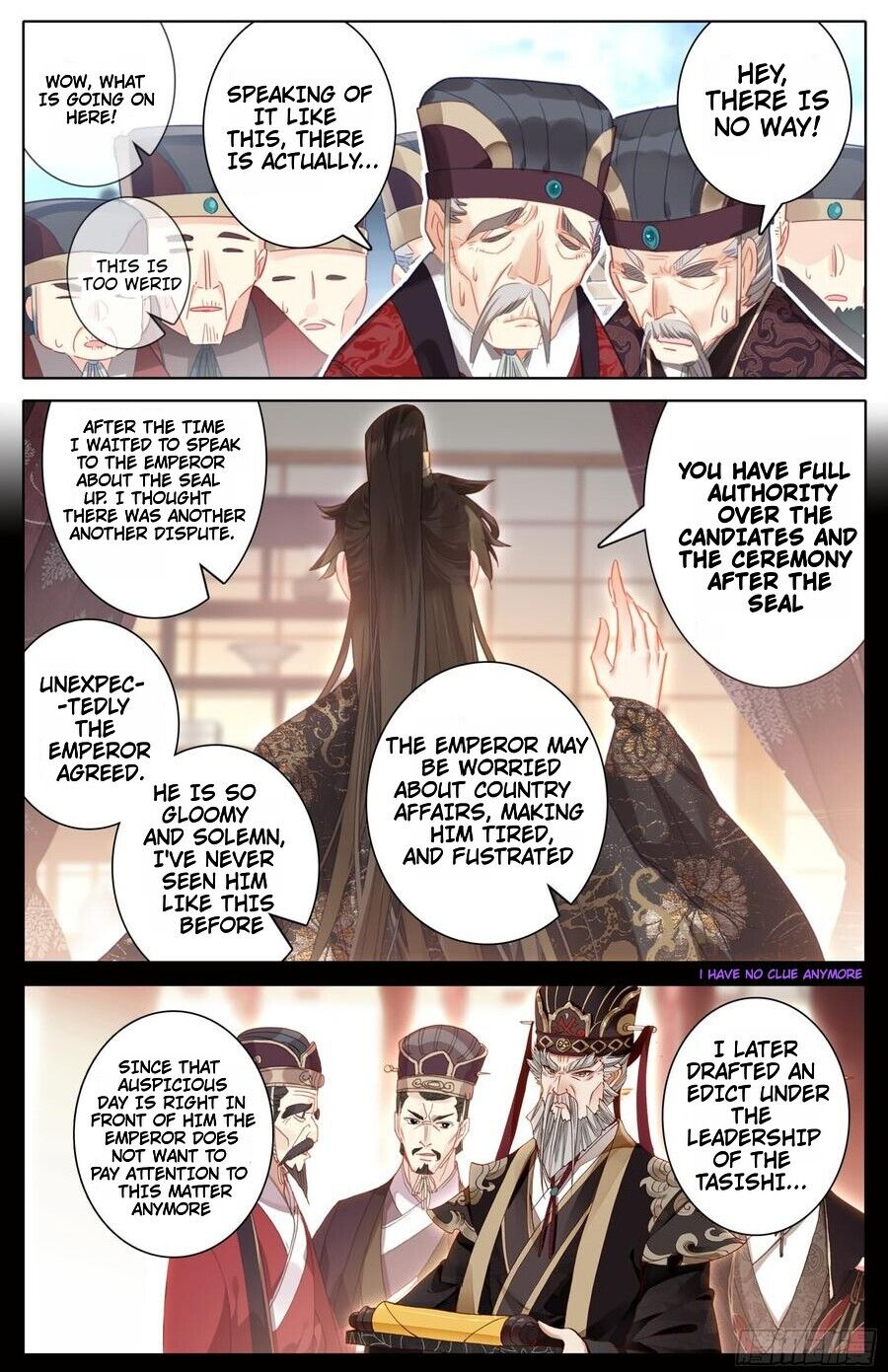 Legend of The Tyrant Empress - chapter 81 - #3