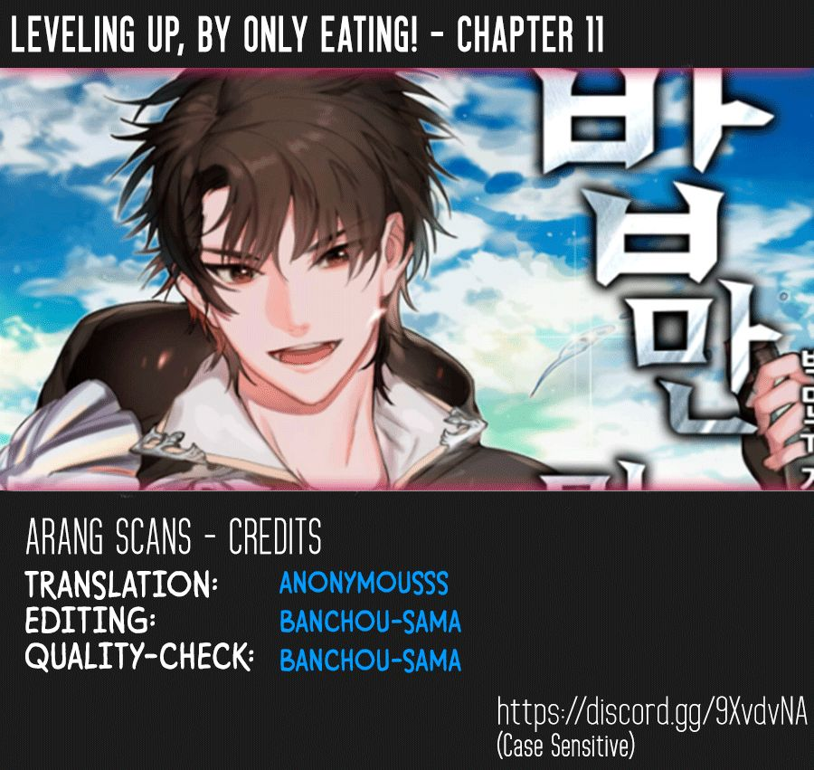 Levelling Up, By Only Eating! - chapter 11 - #1