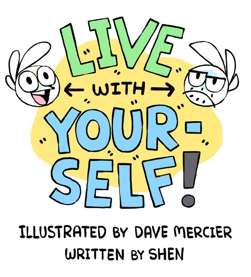 Live With Yourself! - chapter 105 - #1