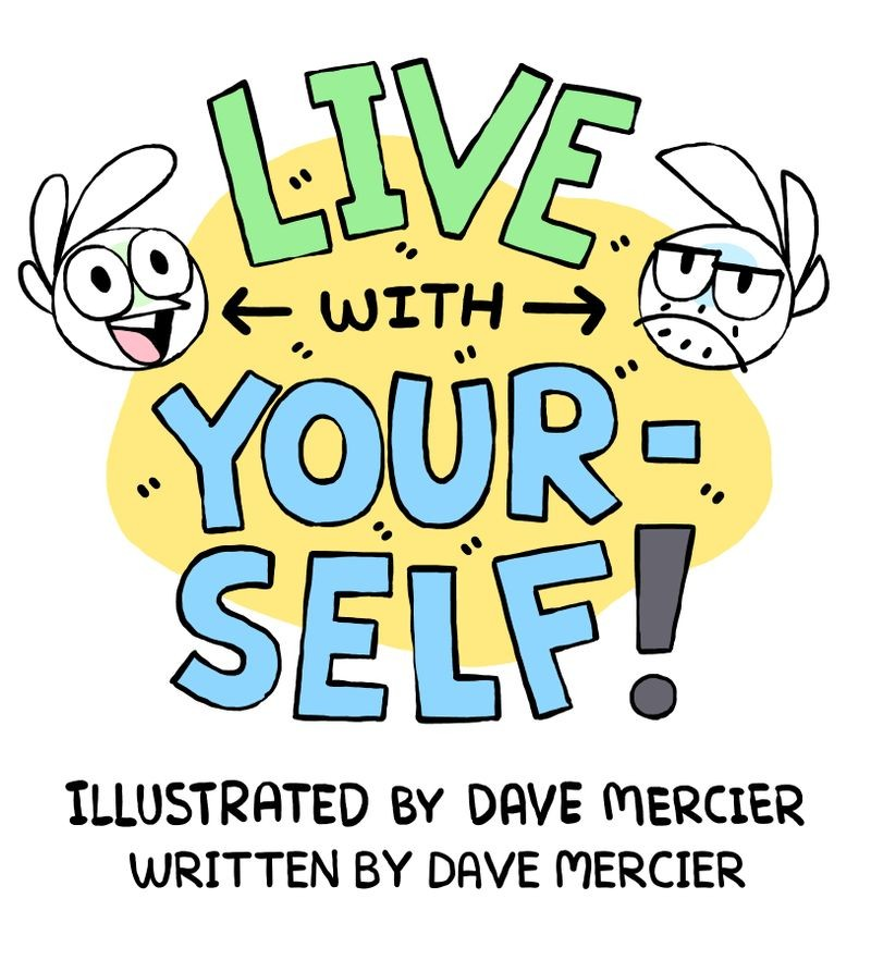 Live with Yourself! - chapter 189 - #1
