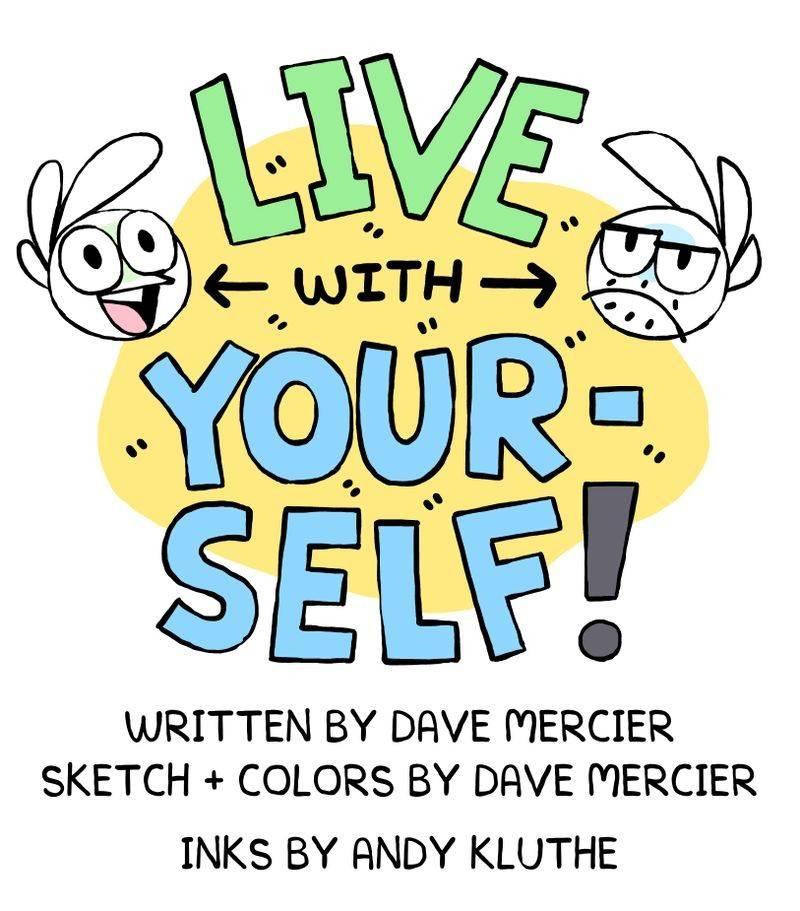 Live With Yourself! - chapter 262 - #1