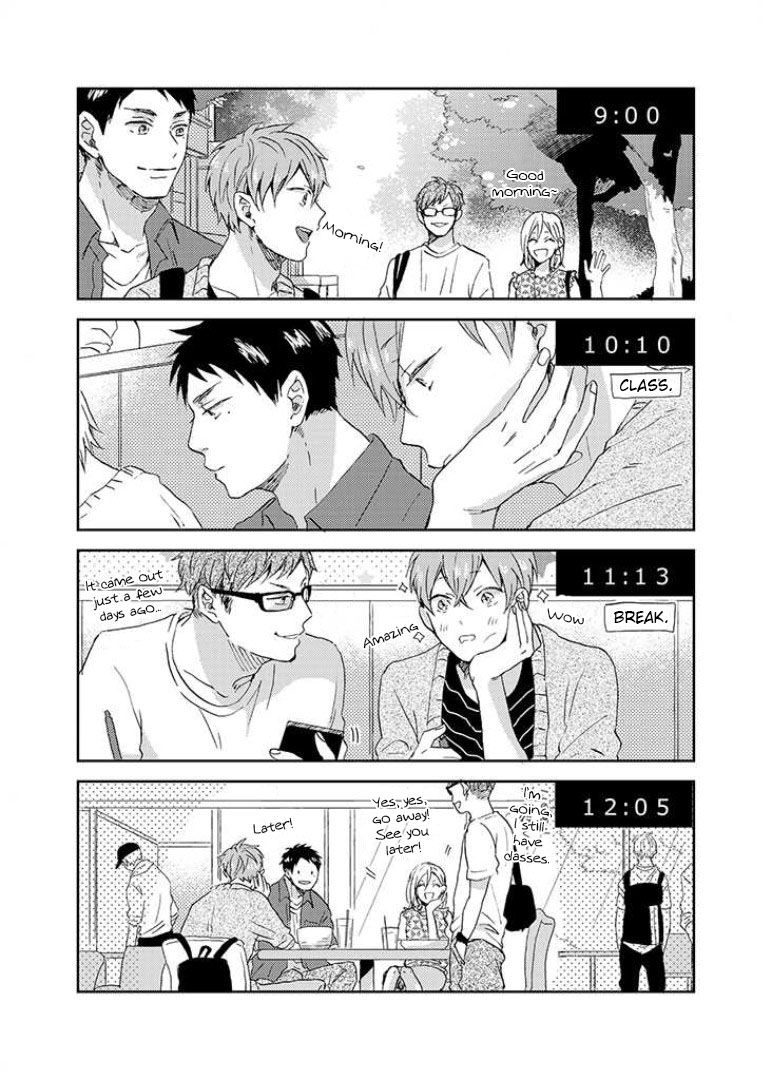 Living With Him - chapter 10.5 - #3