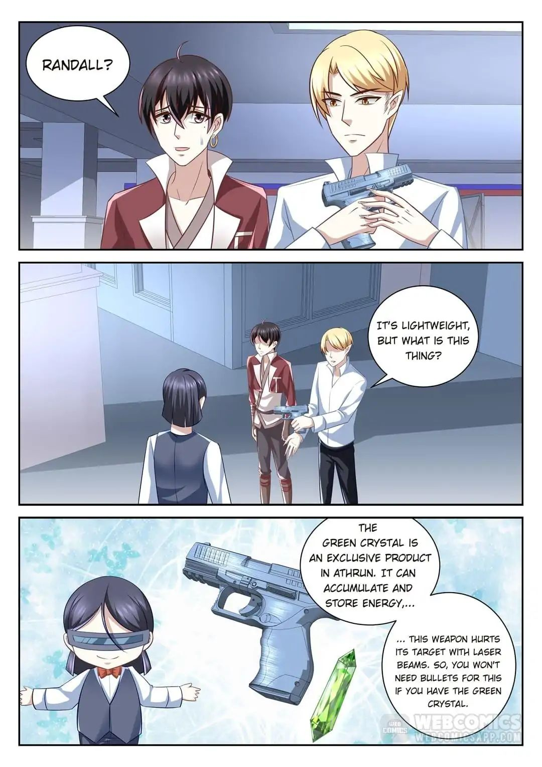 Lost Dragon - chapter 112 - #1
