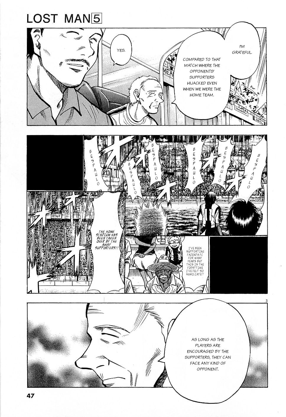 Lost Man - chapter 40 - #3