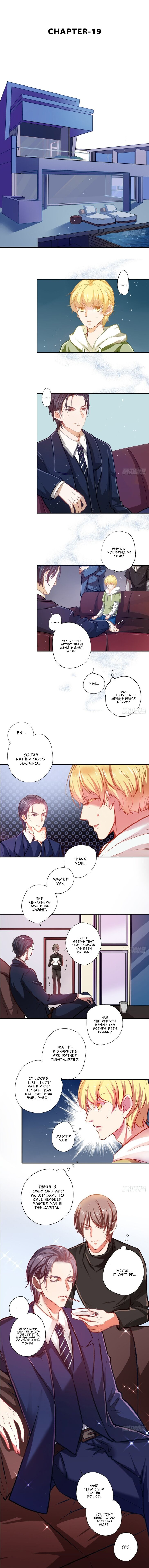 LOVABLE AND DARK WIFE - chapter 19 - #2