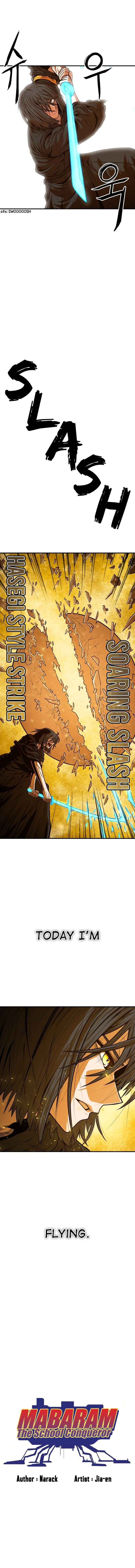 Mabaram the School Conqueror - chapter 17 - #2