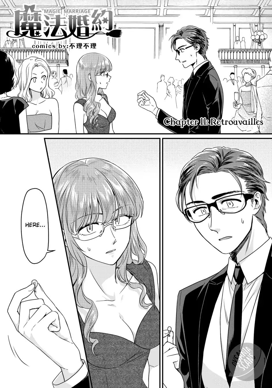Magic Marriage - chapter 11.1 - #2
