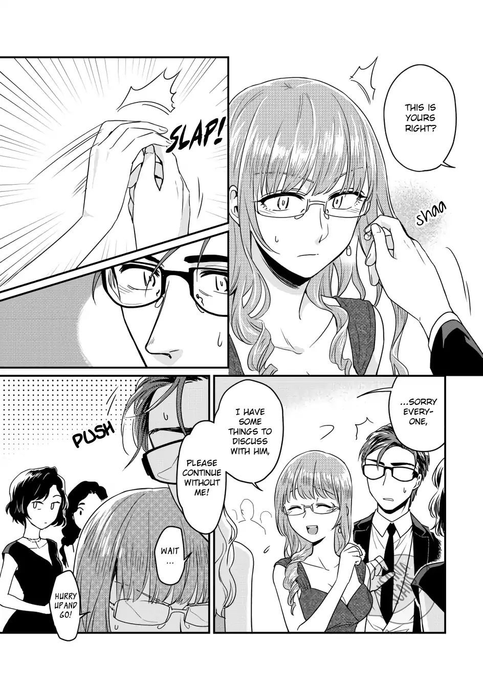 Magic Marriage - chapter 11.1 - #3