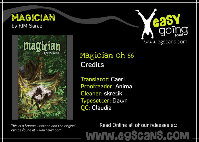 Magician (KIM Sarae) - chapter 66 - #1