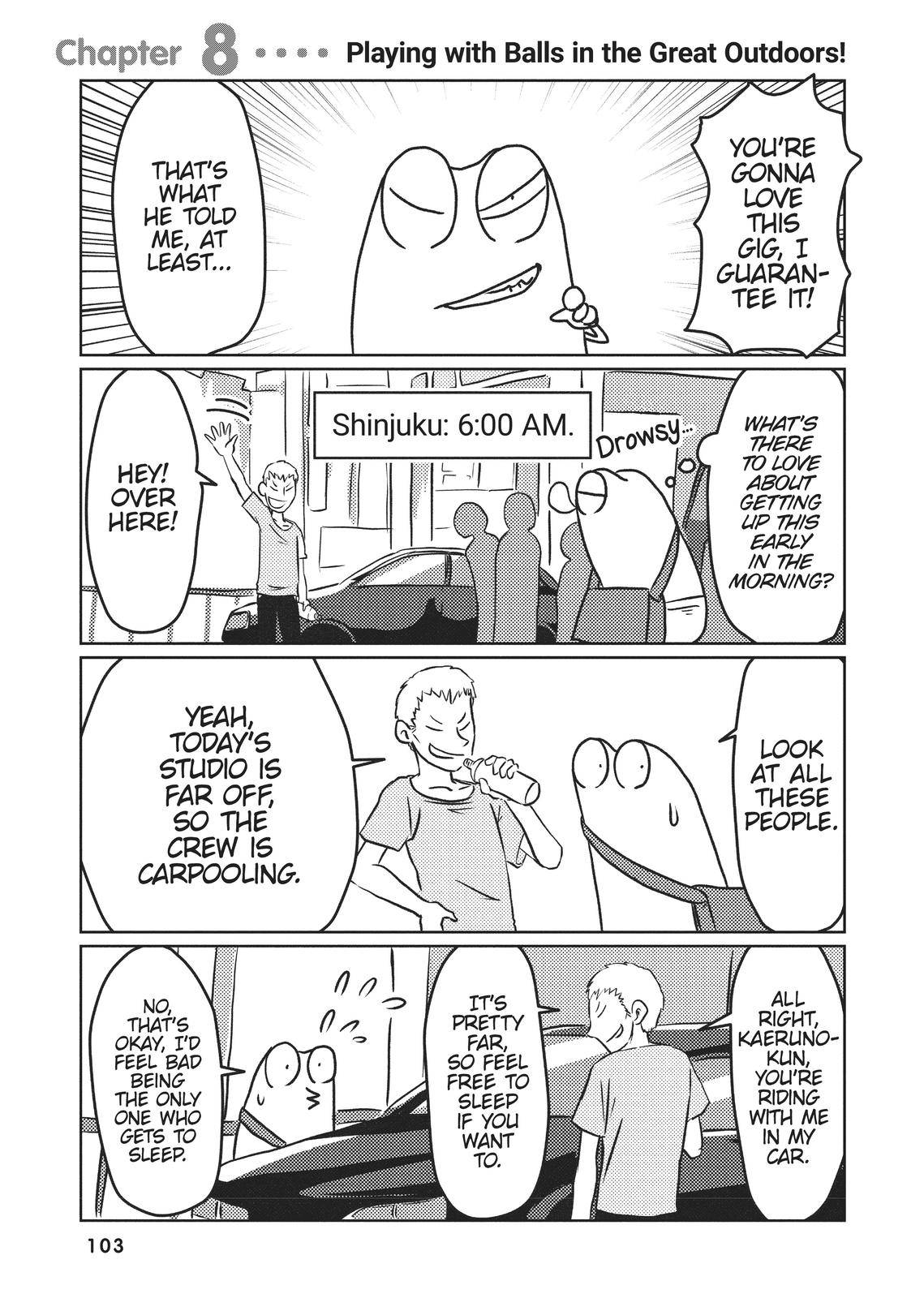 Manga Diary of a Male Porn Star - chapter 8 - #1