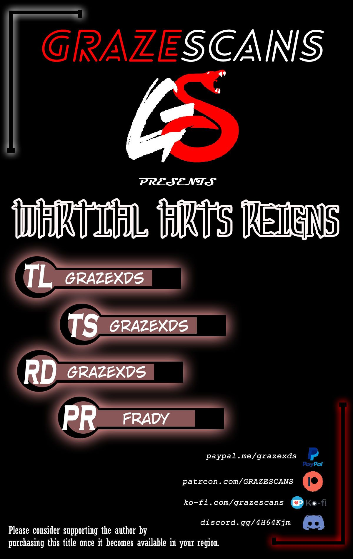 Martial Arts Reigns - chapter 192 - #1