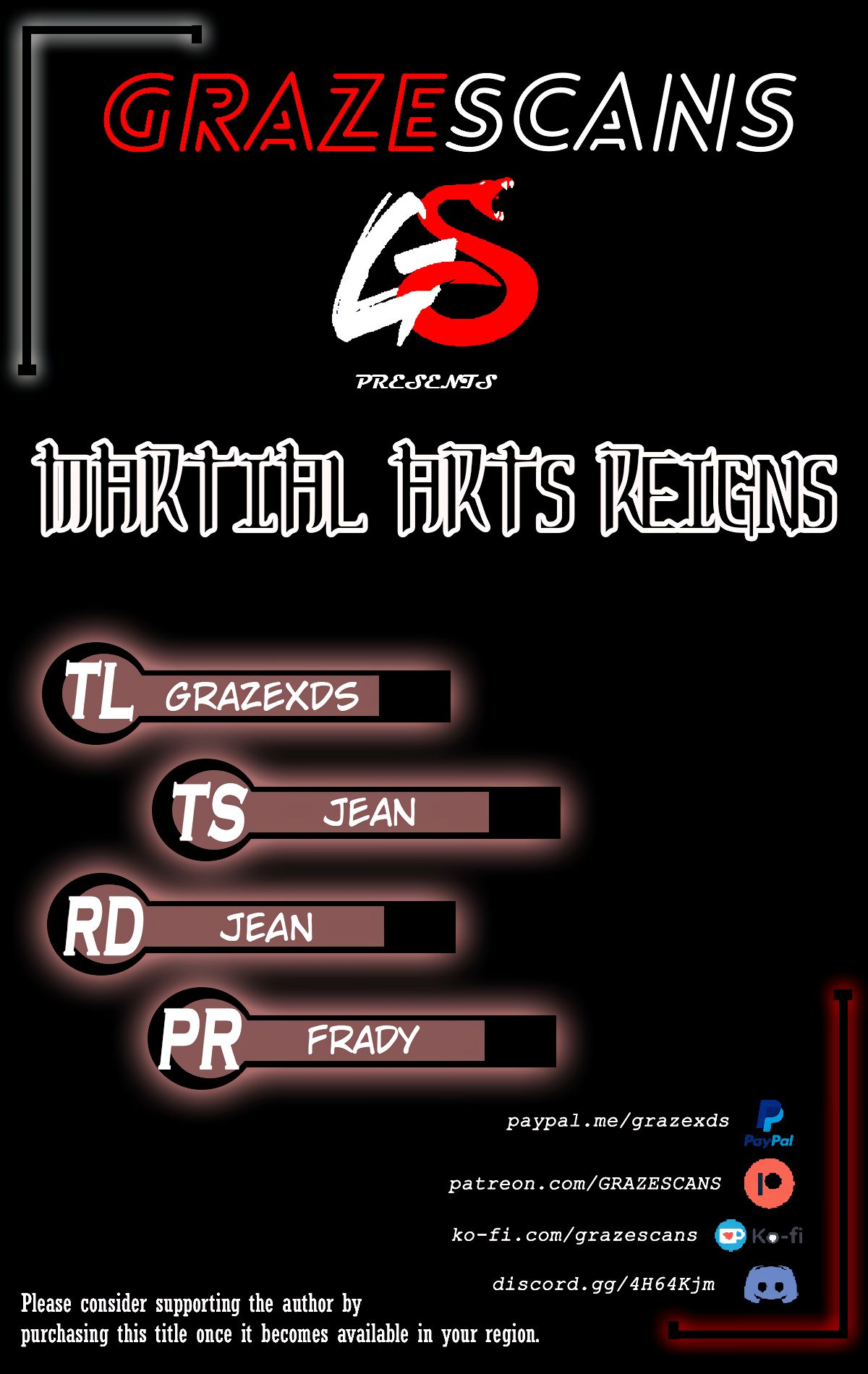 Martial Arts Reigns - chapter 212 - #1