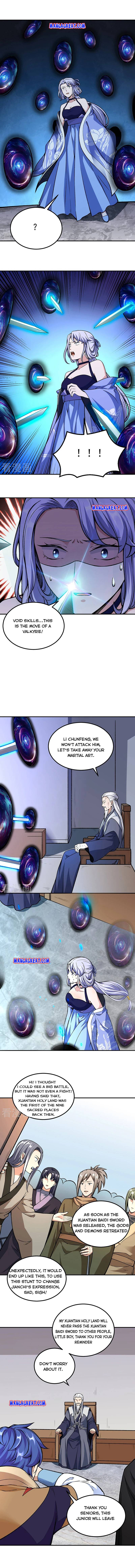 Martial Arts Reigns - chapter 263 - #2