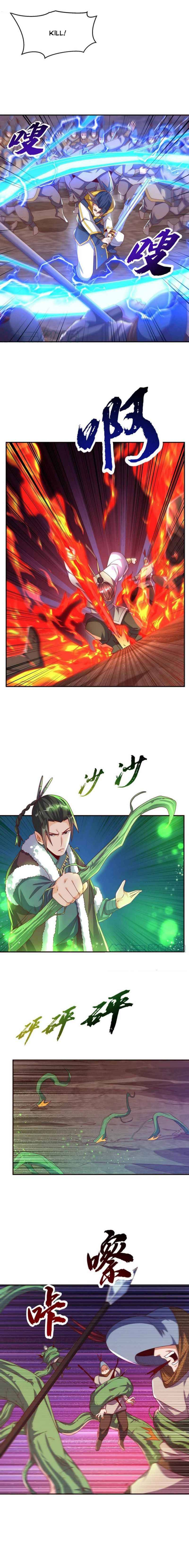 Martial inverse - chapter 181 - #3