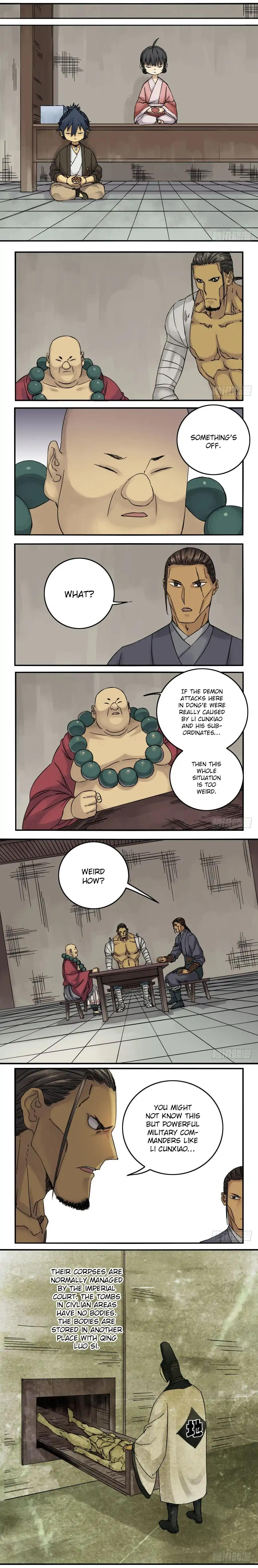 Martial Legacy - chapter 46 - #2