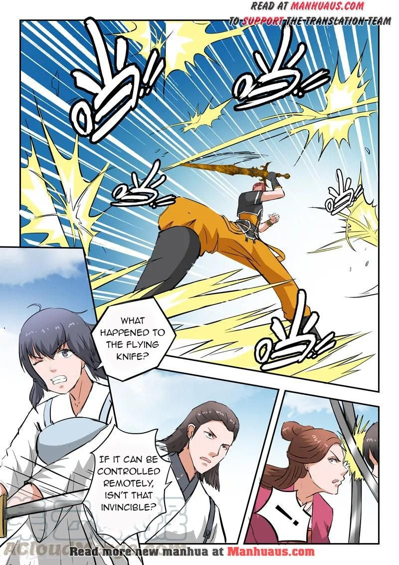 Martial Master - chapter 331 - #2