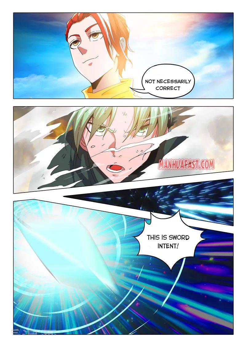 Martial Master - chapter 500 - #2