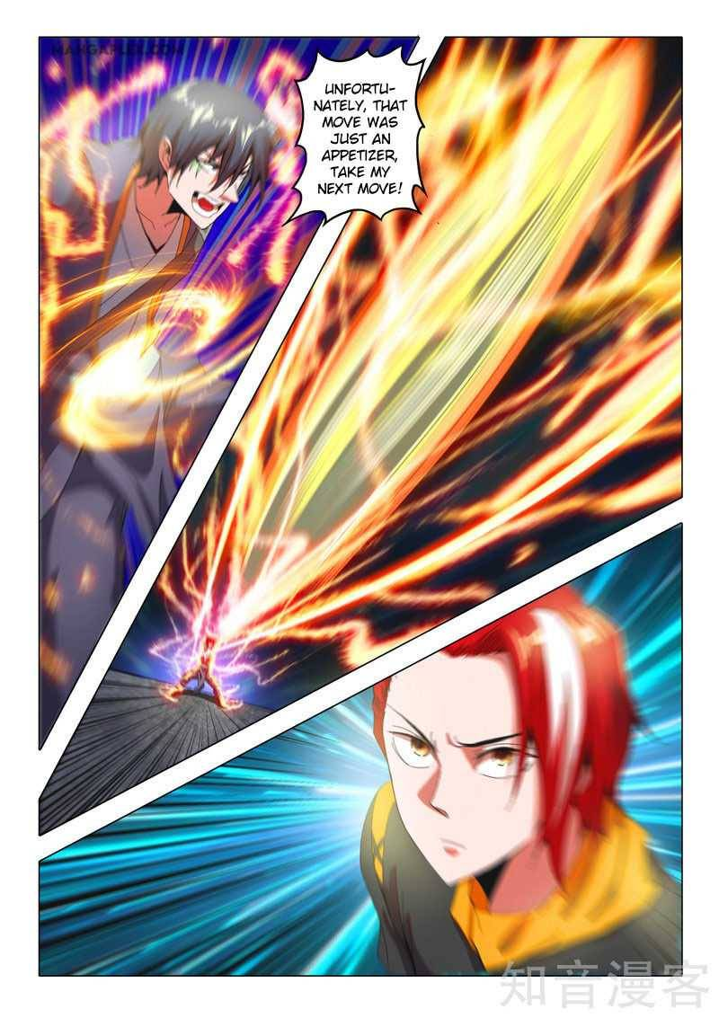 Martial Master - chapter 504 - #3