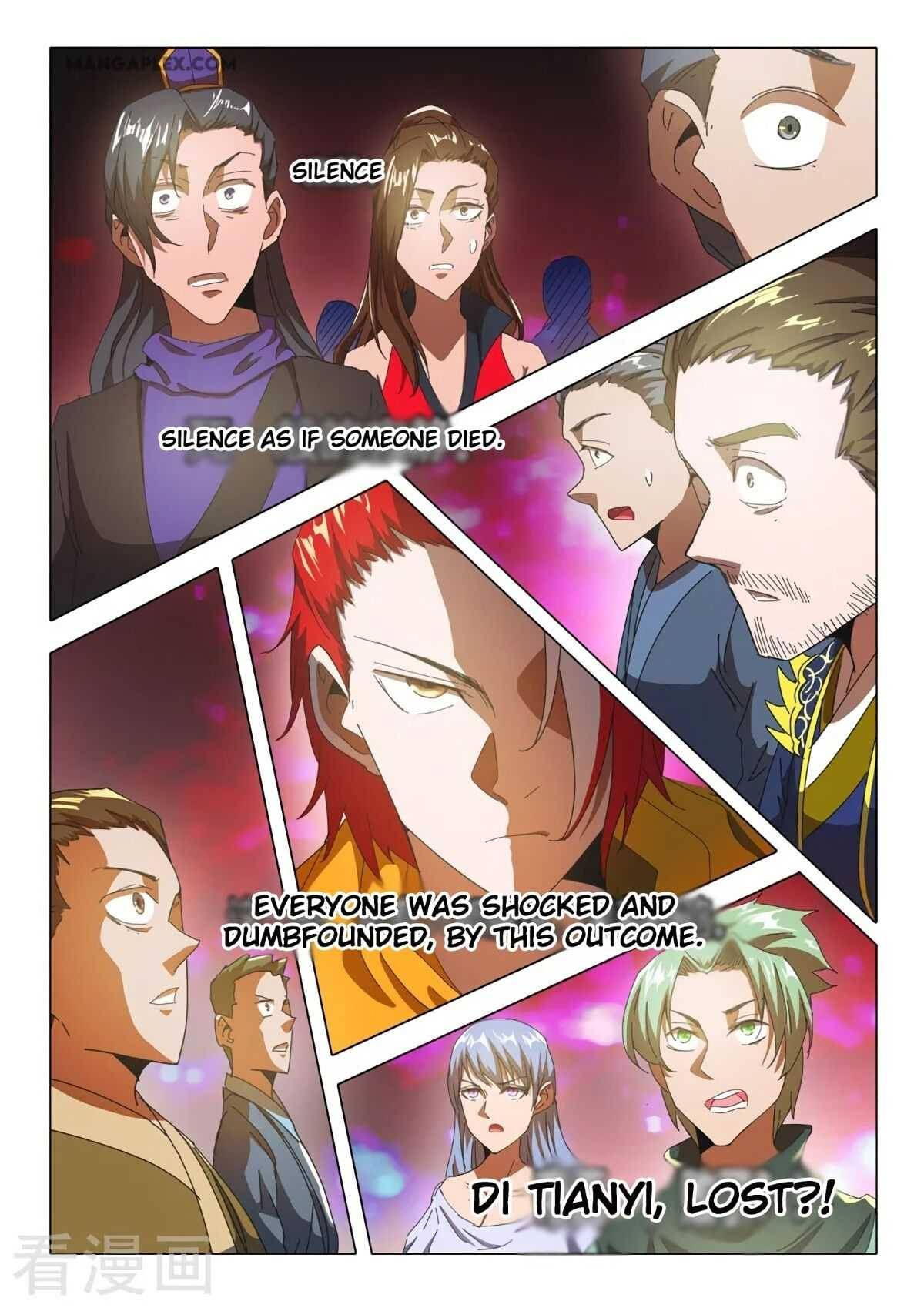 Martial Master - chapter 518 - #3