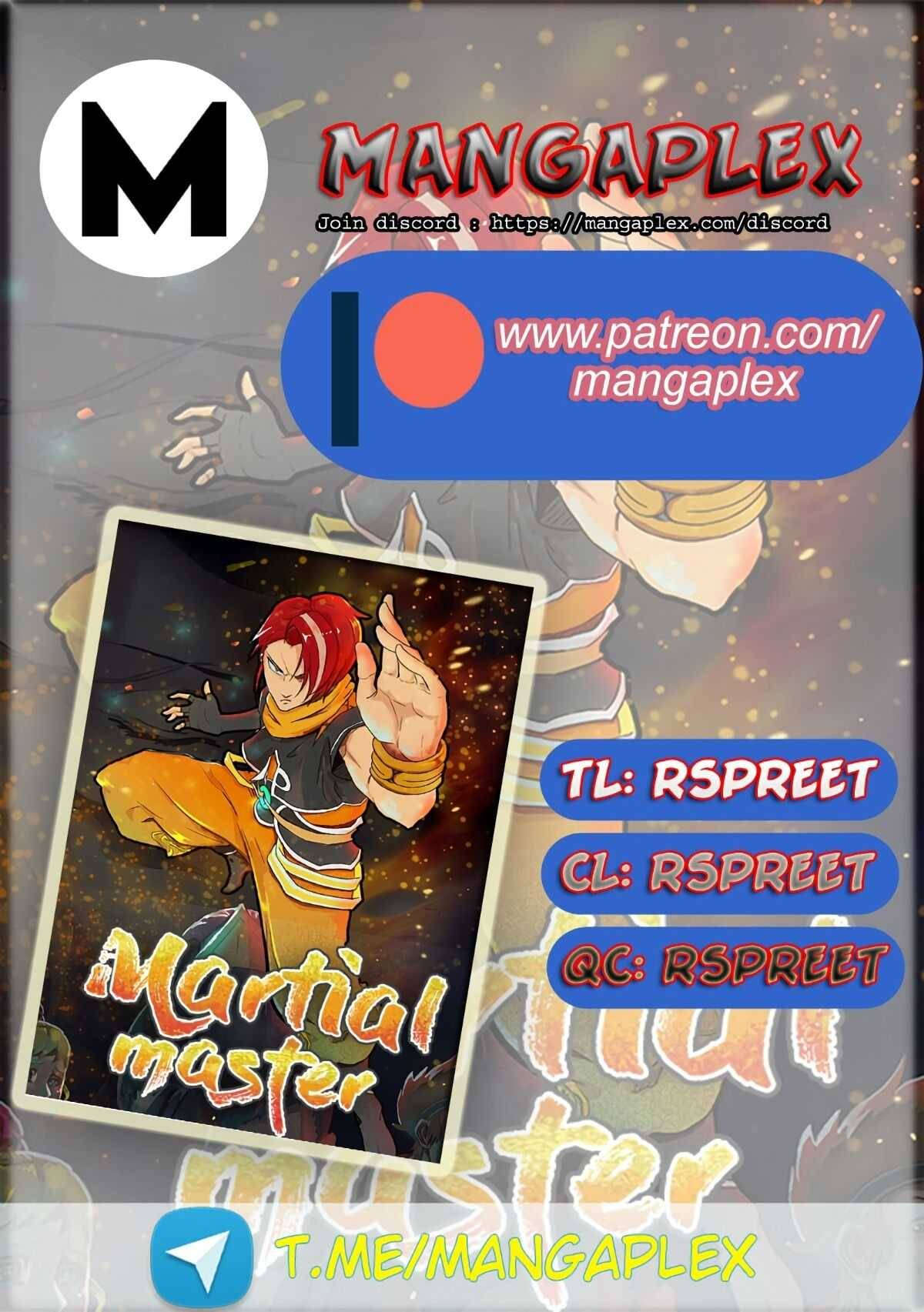 Martial Master - chapter 520 - #1