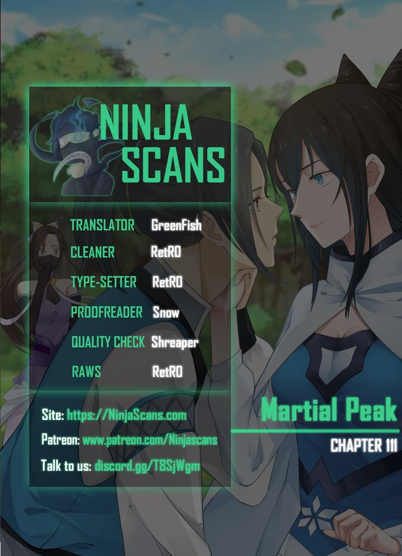 Martial Peak - chapter 111 - #1