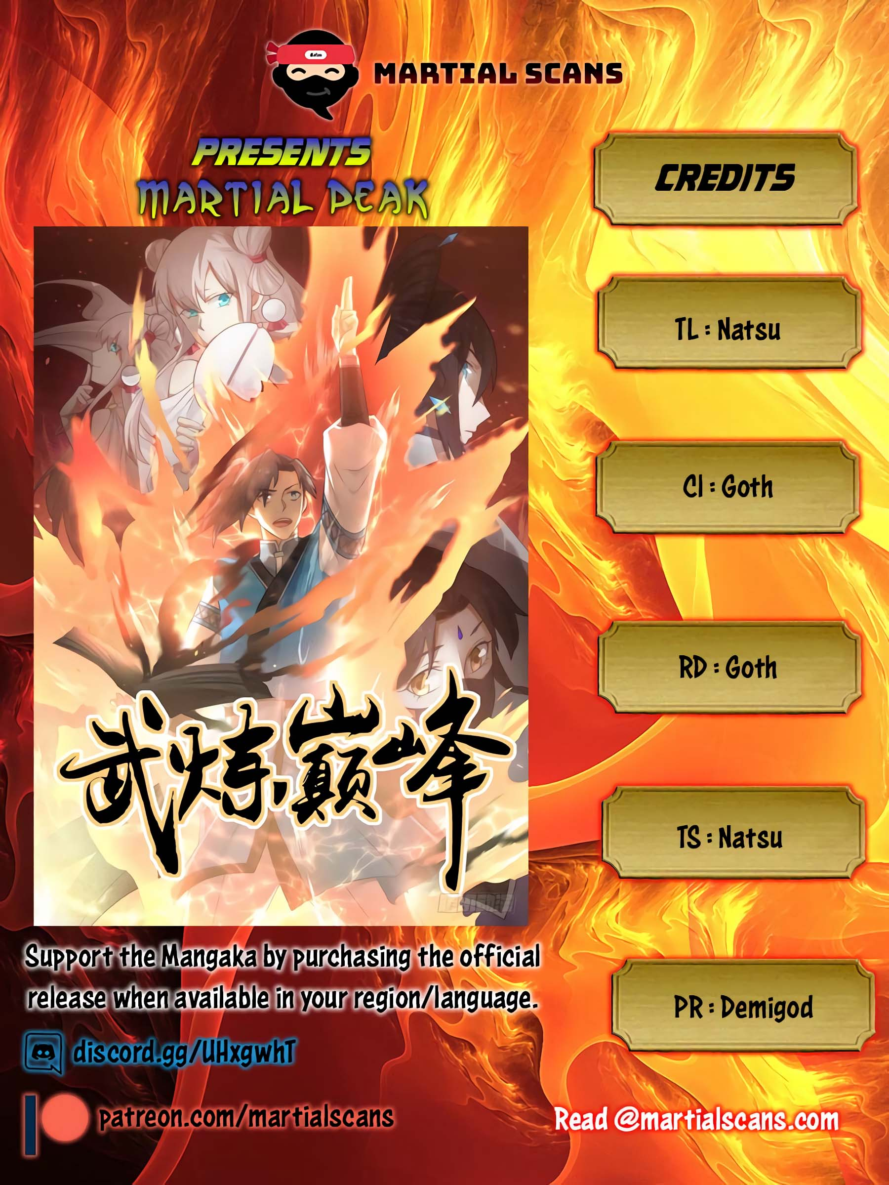 Martial Peak - chapter 983 - #1