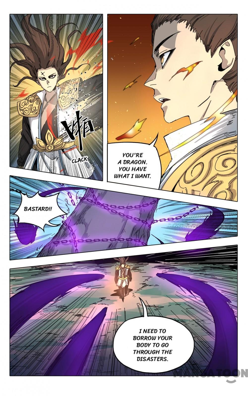 Master of Legendary Realms - chapter 288 - #1