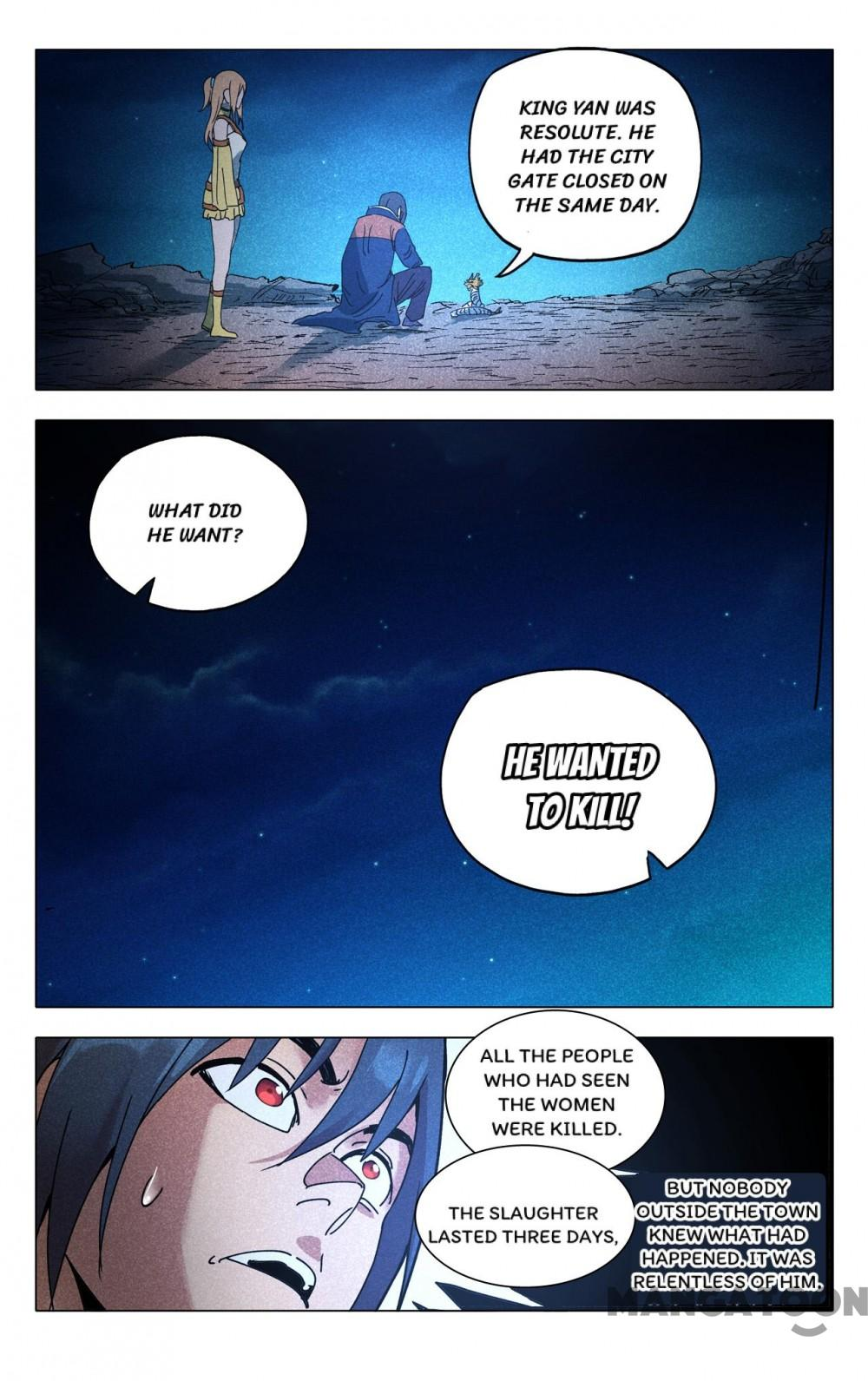 Master of Legendary Realms - chapter 295 - #2