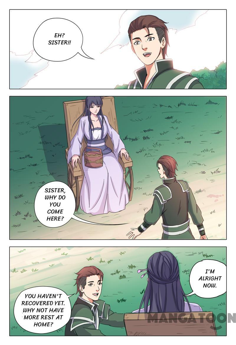 Master of Legendary Realms - chapter 32 - #3
